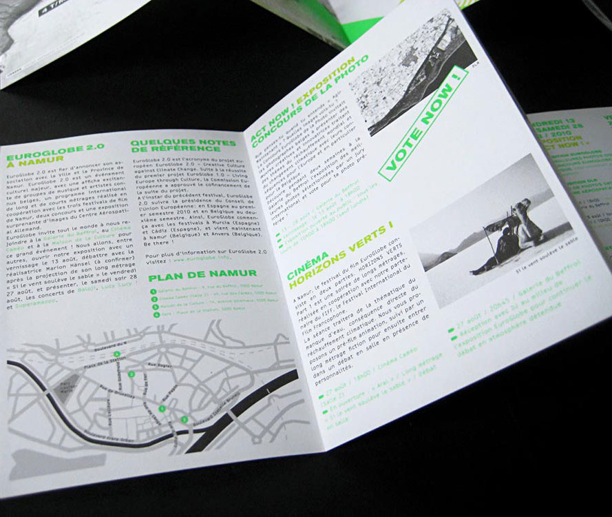 MS MANTOBER – Corporate Design Euroglobe 2.0