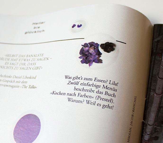 Wunderbar Die Farbe Lila Buch Online Galerie - Ideen färben ...